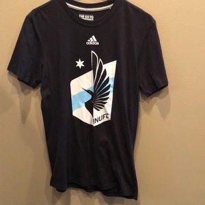 MN United T-shirt